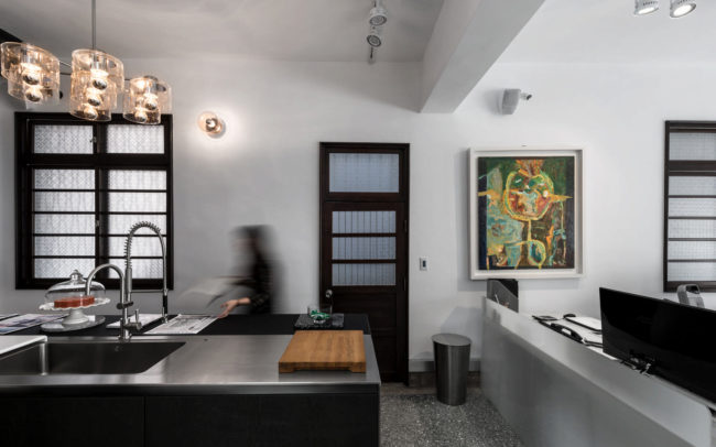 辦公空間與展示區