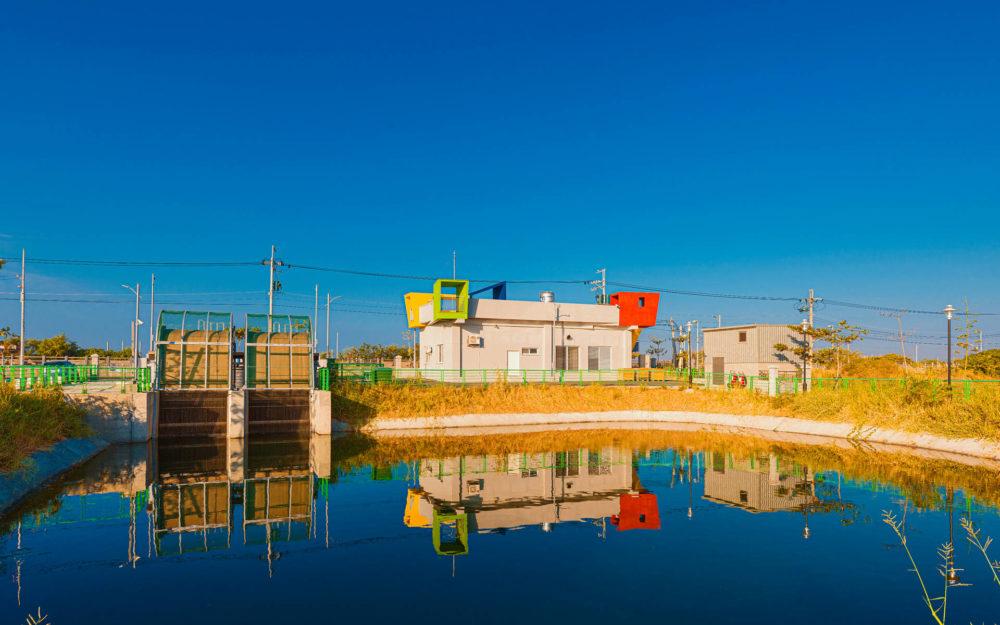 台南   水利工程設施空間紀錄攝影