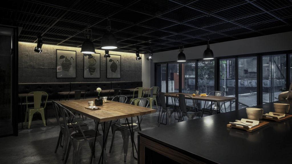 大型用餐空間