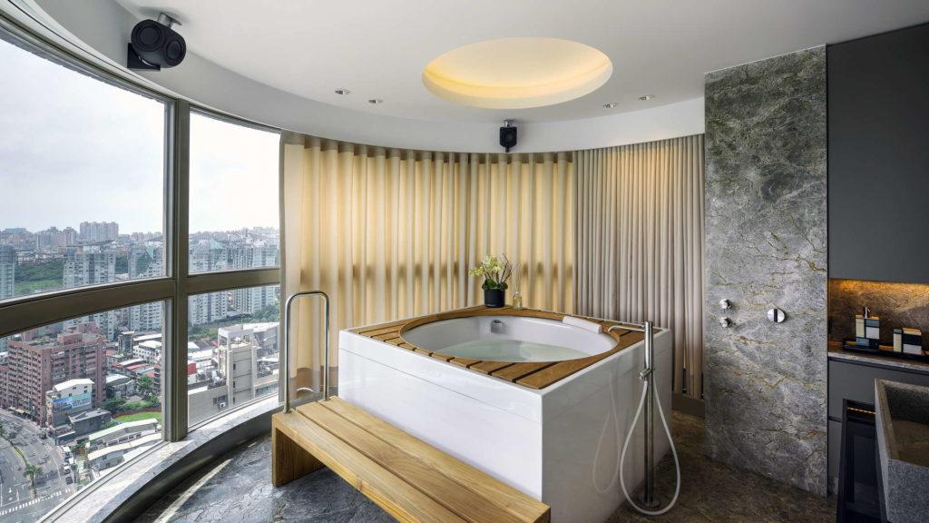 台北淡水市空間攝影案例-衛浴