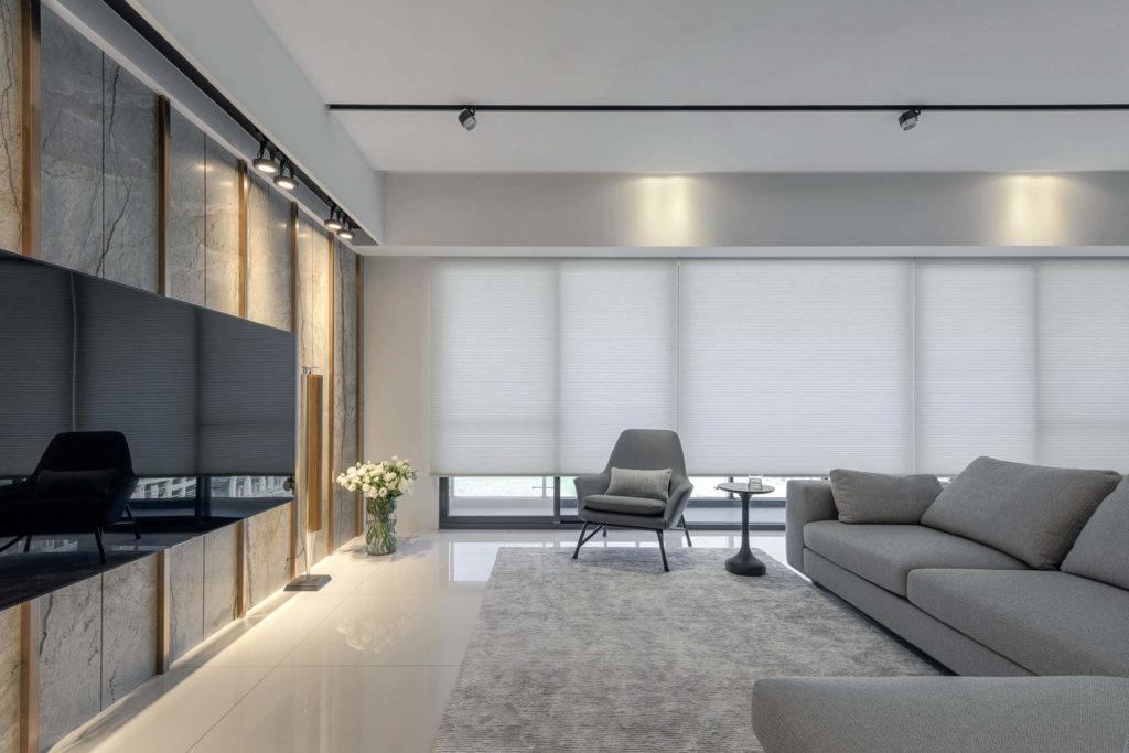 客廳正面角度