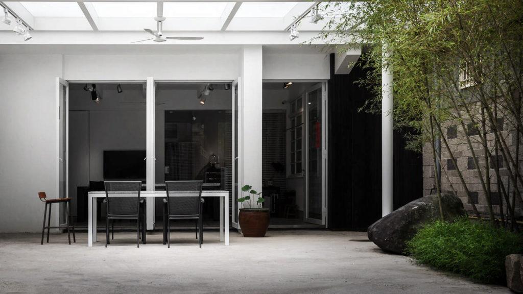 老屋改造外觀-中壢辦公室空間攝影