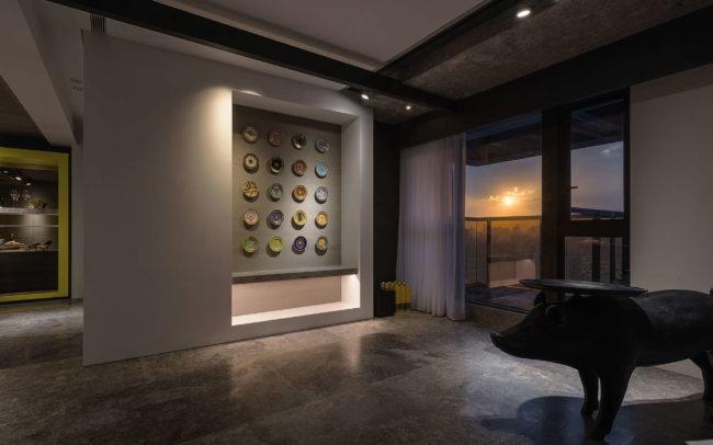 高雄「天晴」住宅空間攝影