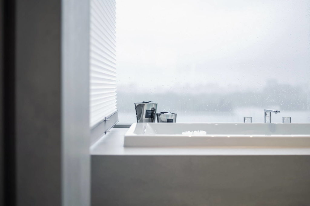 浴室浴缸端景 | 澄峰