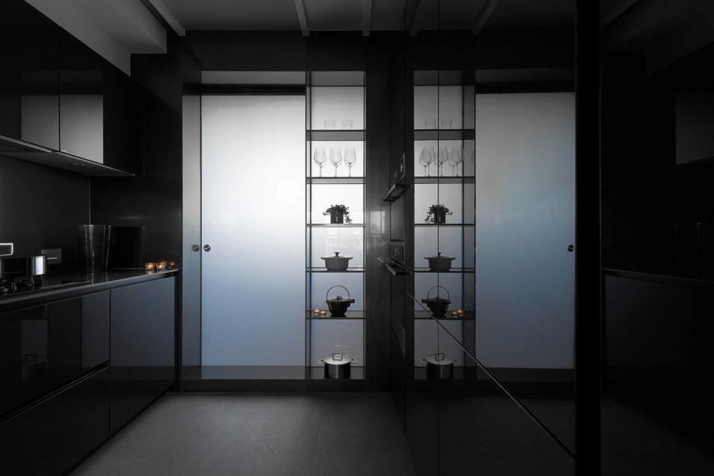 廚房 | 空間蔓延