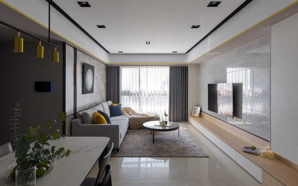 台中 | 國美館豪宅空間攝影