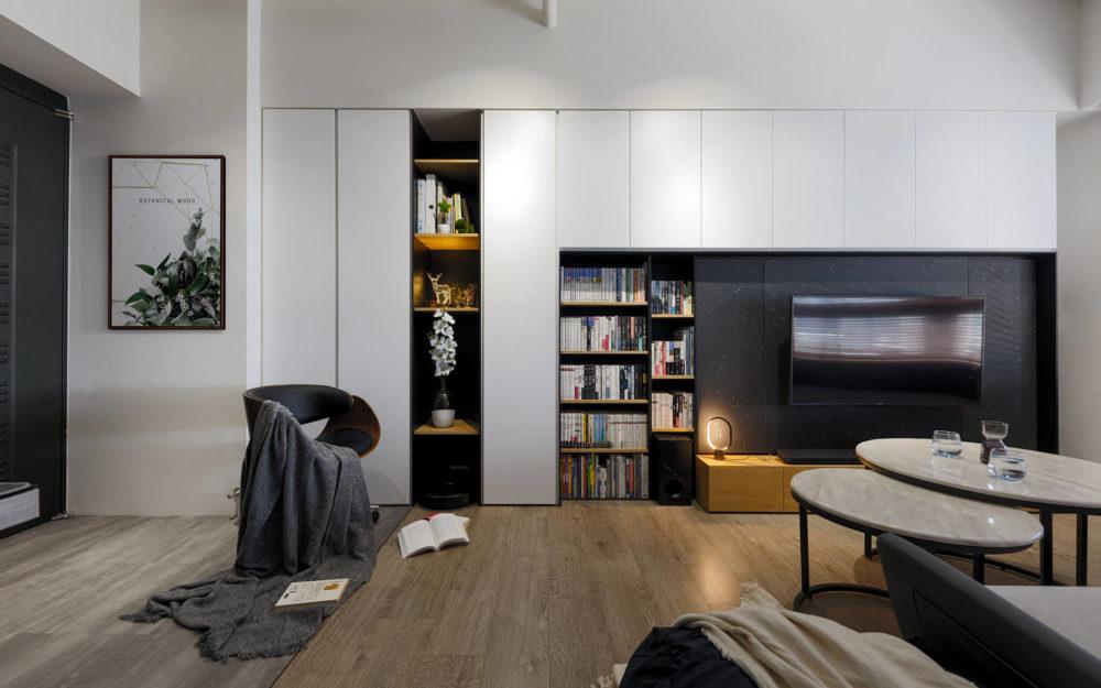 高雄 | 單身公寓空間攝影
