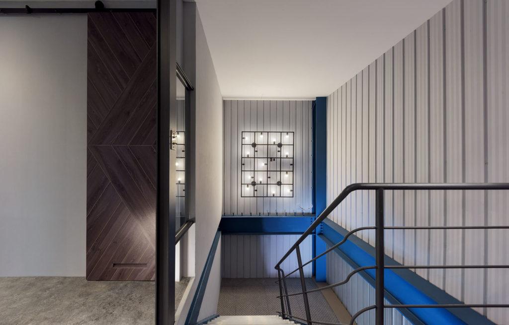 樓梯間燈飾