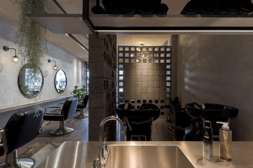 台南 | 髮廊商業空間攝影