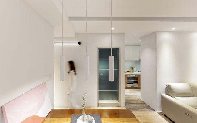 台北 | 老公寓變身時尚宅空間攝影