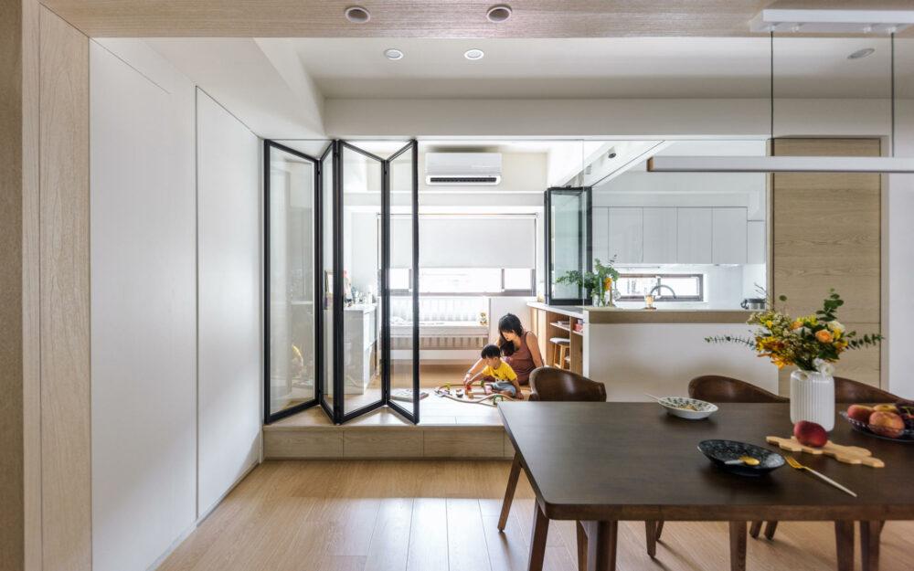 板橋   老公寓輕裝翻新空間攝影